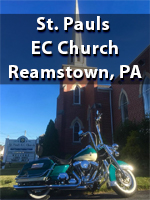 Saint Pauls EC church reamstown pa